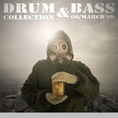 Drum and Bass and Bass Collection 8 (Март 2009)